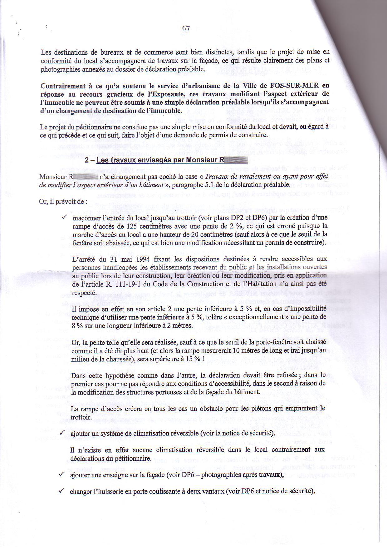 Pdf Declaration Prealable De Travaux Climatisation